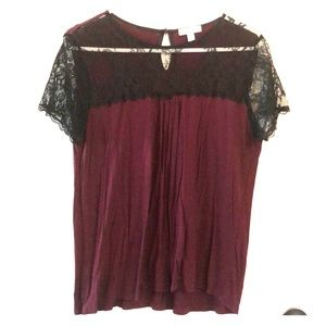 Cotton On Shirt with lace